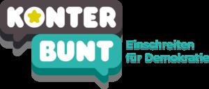 Konterbunt - Die Parolen-App